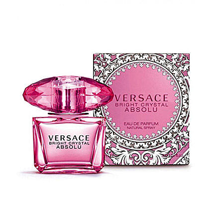 Bright Crystal Absolu by Versace for Women EDP