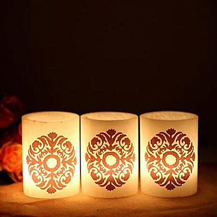 Jazzy Candle