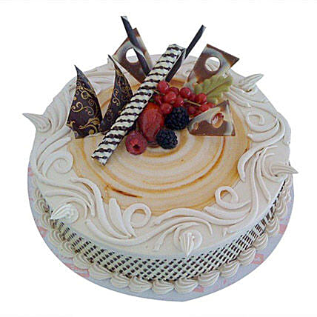New Mocha Cake