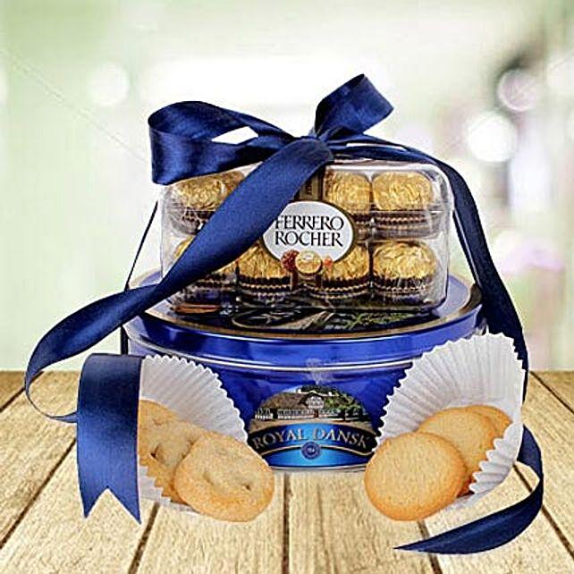 Choco Cookie Delight:Send Diwali Chocolates to UAE