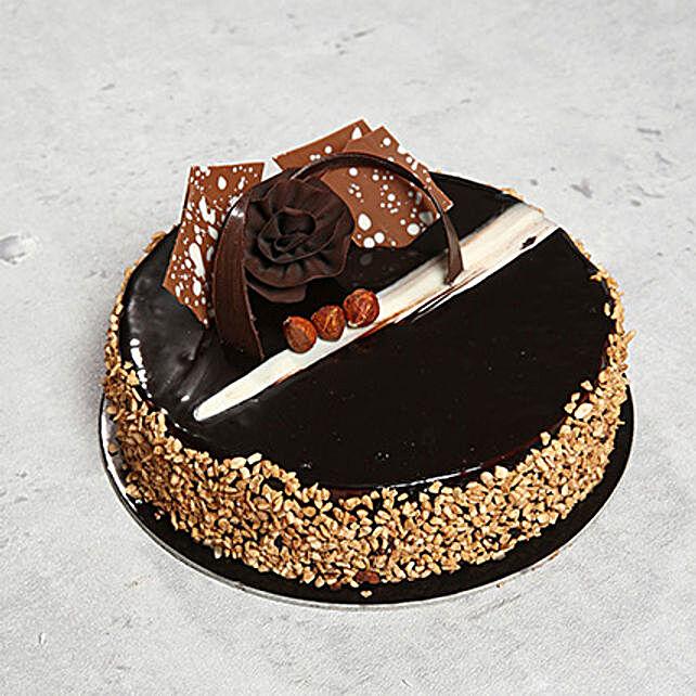 Rose Noir Cake