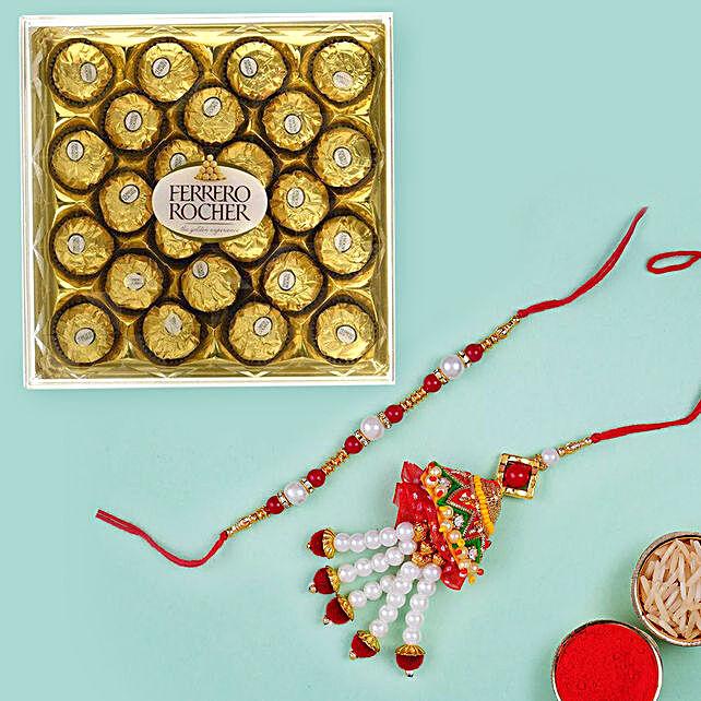 Lumba Set and 300gm Ferrero Rocher