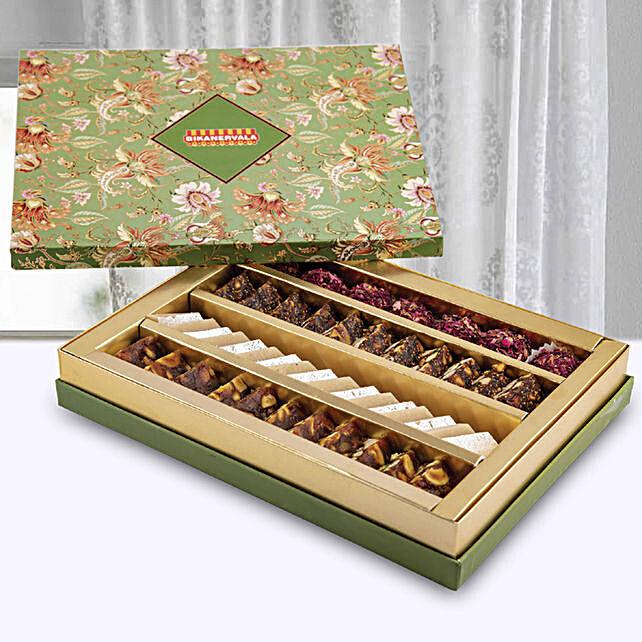 Kaju Fancy Mix Sweets Box
