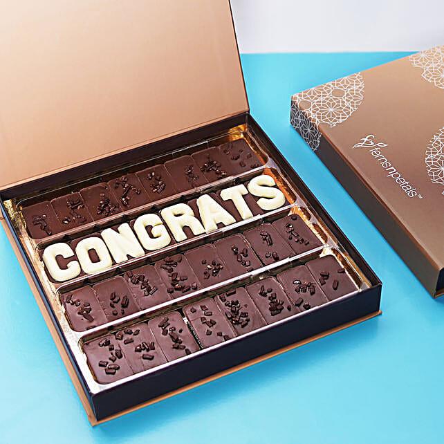 Congrats Chocolate