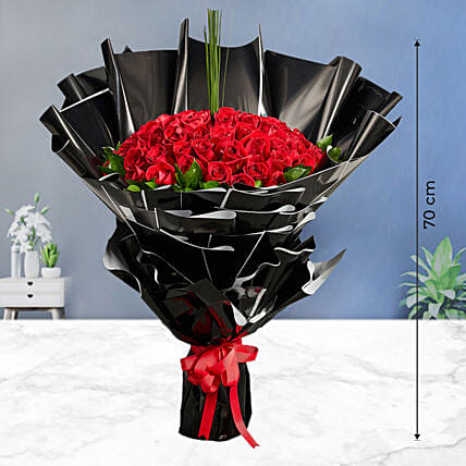 Sweet Floral of Love Roses Boquet