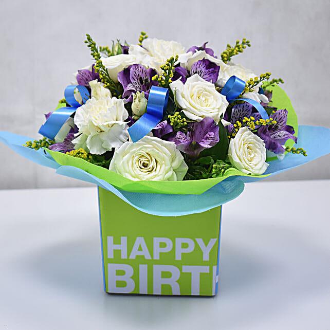Ripple of Birthday Joy:Send Roses to UAE