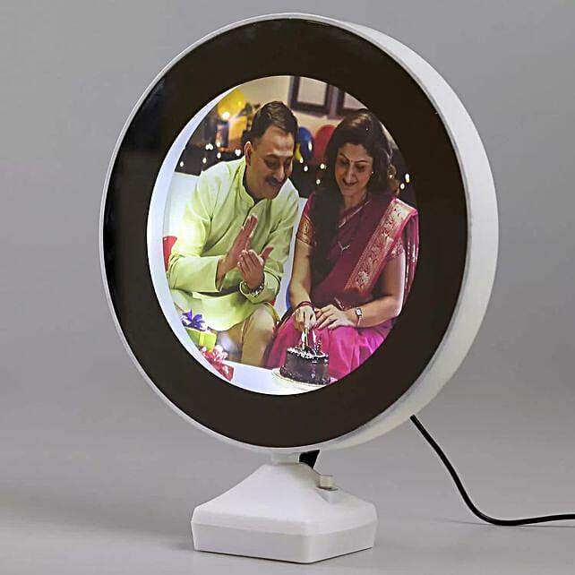 Magical LED Photo Frame:Personalized Gifts Dubai UAE