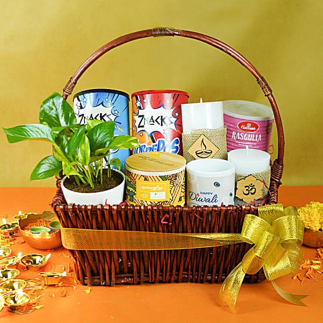 Perfect Diwali Hamper:Diwali Gift Delivery in Dubai UAE