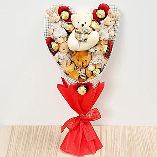 Valentine Cuteness:Send Valentines Day Gifts to UAE