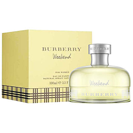 Weekend Edp By Burberry For Women 100 Ml