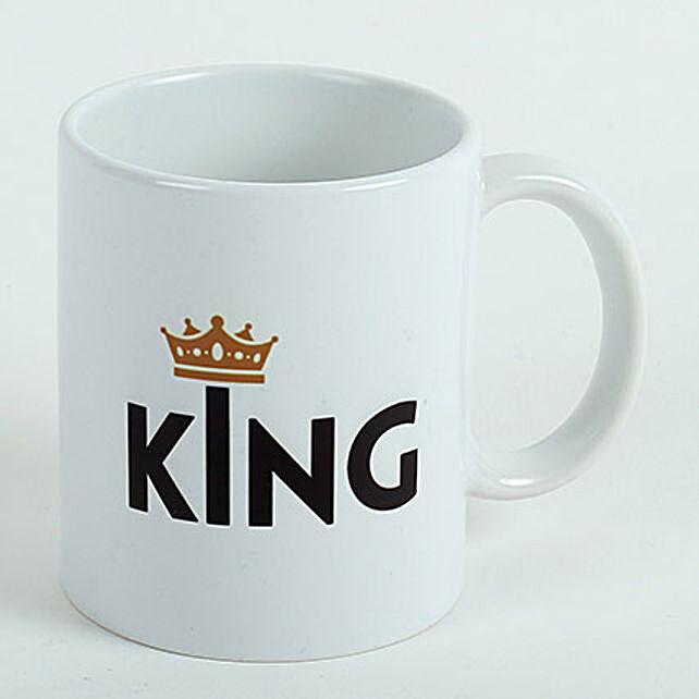 White King Mug