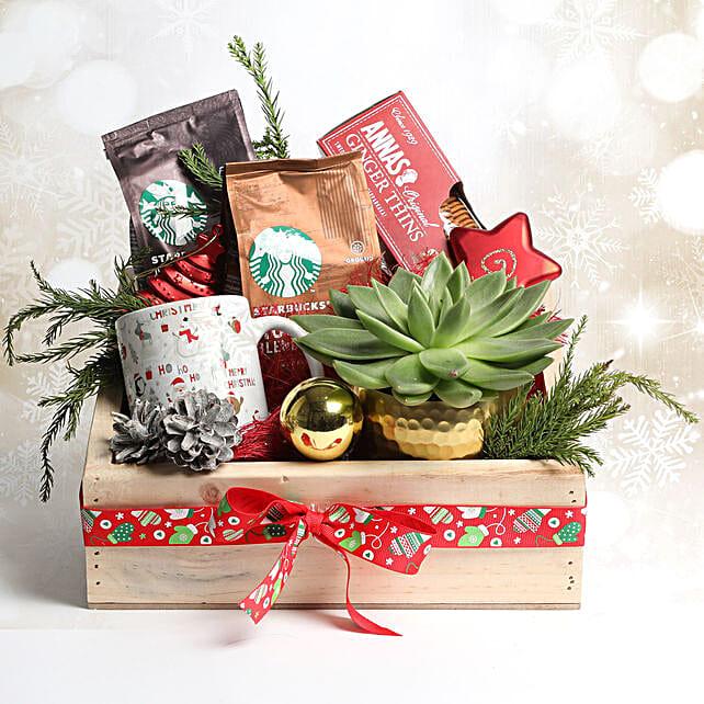 Wonderful Christmas Coffee Hamper
