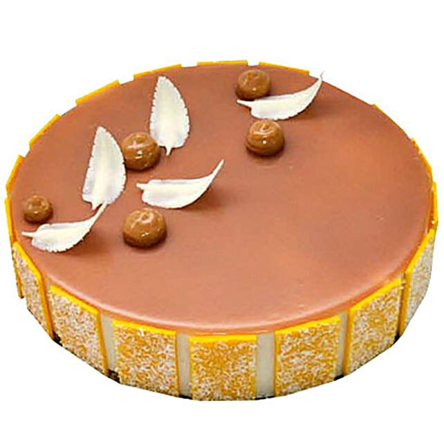 Yummy Banoffee Cake