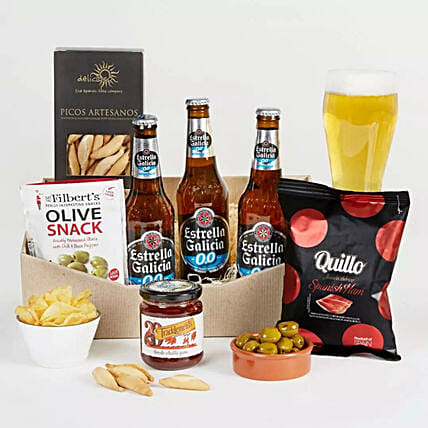 Alcohol Free Beer Hampers