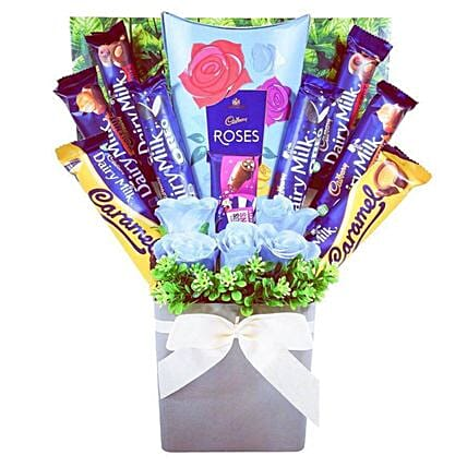 Cadbury Roses Chocolate Bouquet