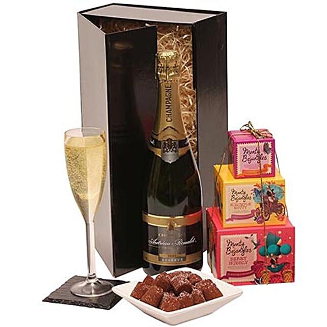 Champagne Sensation Gift