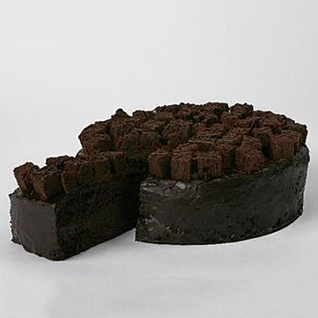 Charlies Original Factory Fudge Cake
