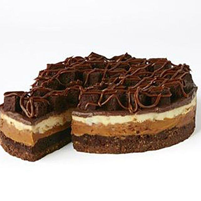 Cheesecake Indulgence