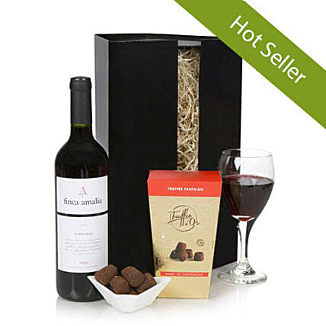 Chocolatey Wine