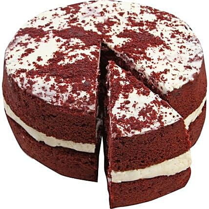 Delicious Red Velvet Cake:Cake Delivery UK