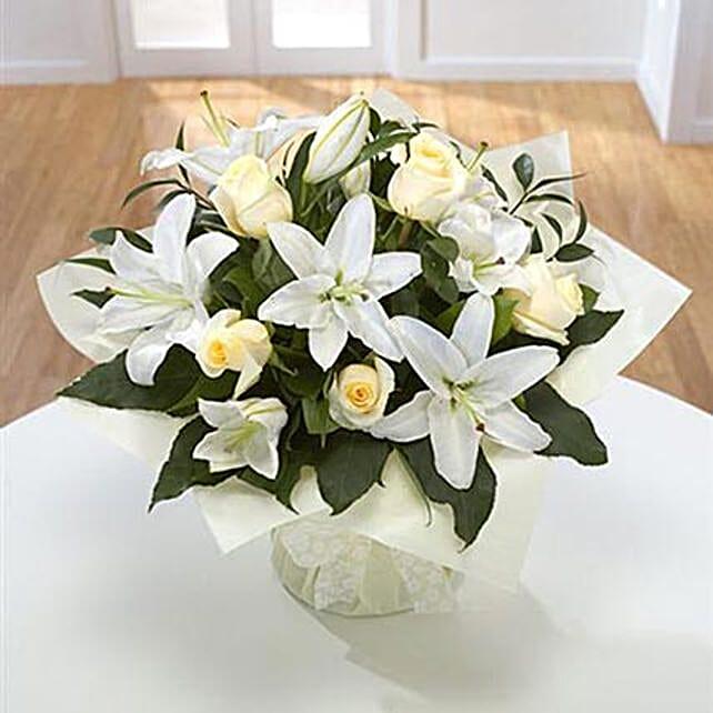 Diamond Birthstone Bouquet
