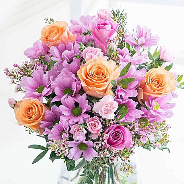 Gorgeous Flowers Bouquet