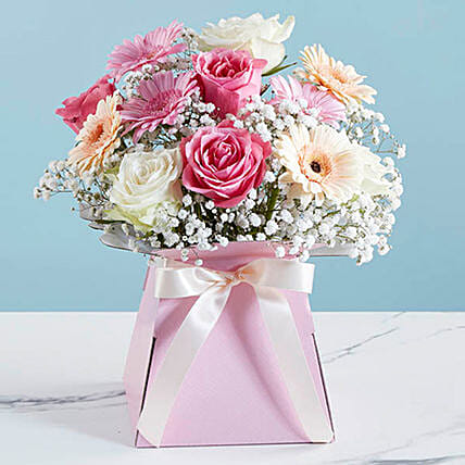 Just For You Bouquet:Send Roses to UK