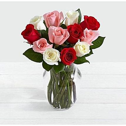 Majestic Roses Bouquet