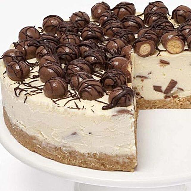 Moreteaser Cheesecake