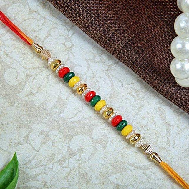 Multicolour Fancy rakhi