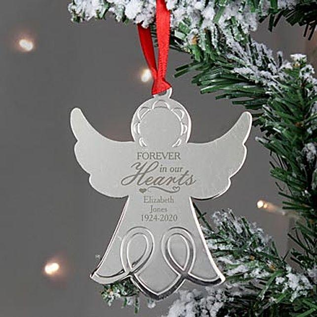 Personalised Angel Hanging