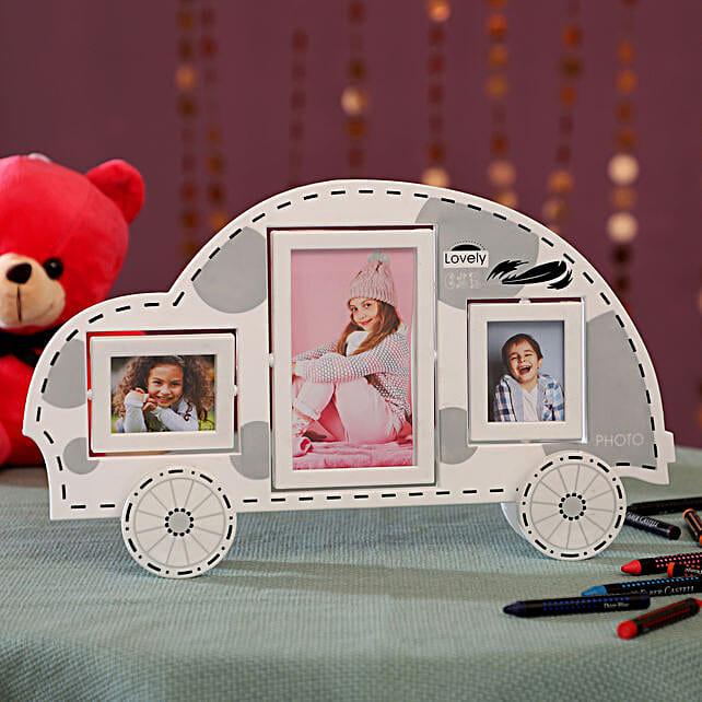 Personalised Car Photo Frame