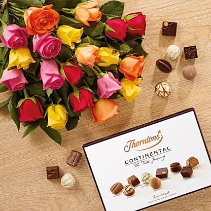 Roses N Chocolates:Send Valentines Day Chocolates to UK