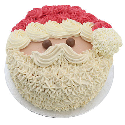 Santa Claus Cake:Cake Delivery UK