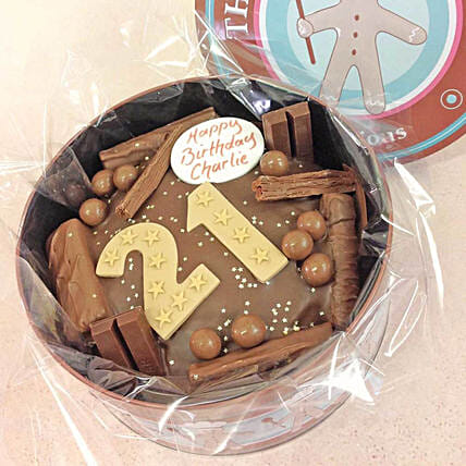 Special Age Cake In-A-Tin