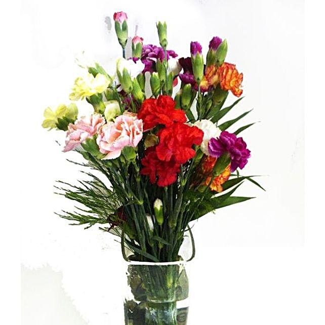 Spray Carnations Bouquet