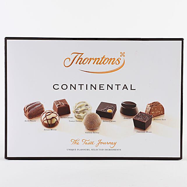 Thorntons Continental Chocolate Box