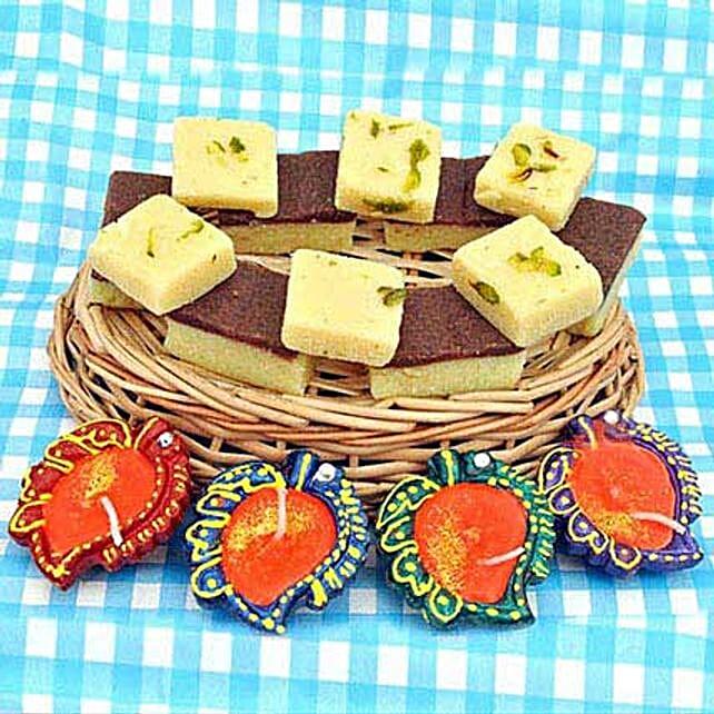Traditional Diwali Sweetness