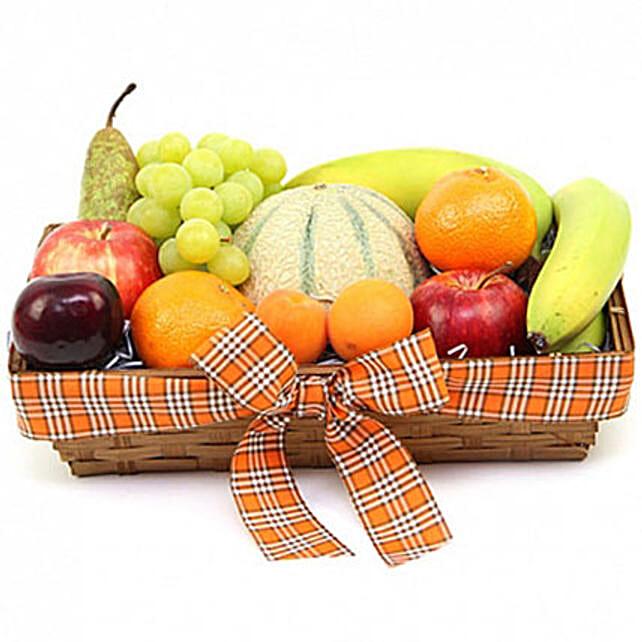 Orchards Delight Fruit Basket