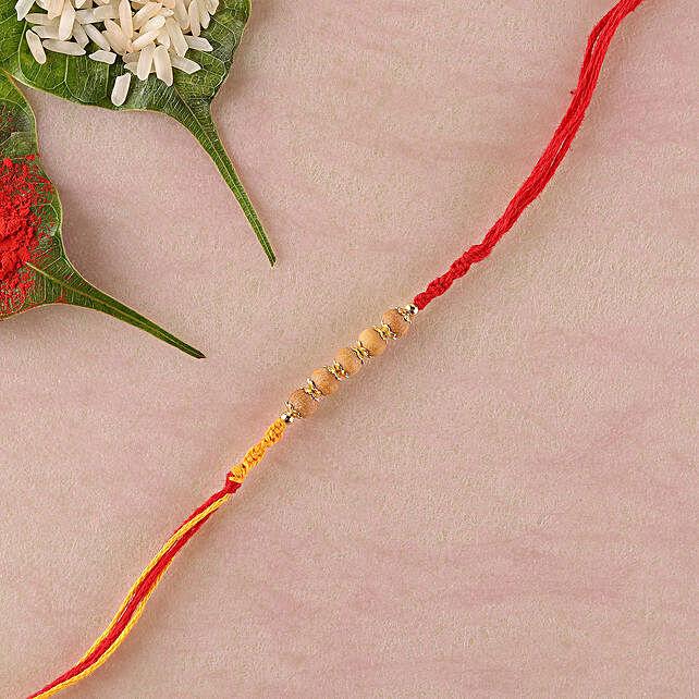 Sandalwood Rakhi Thread