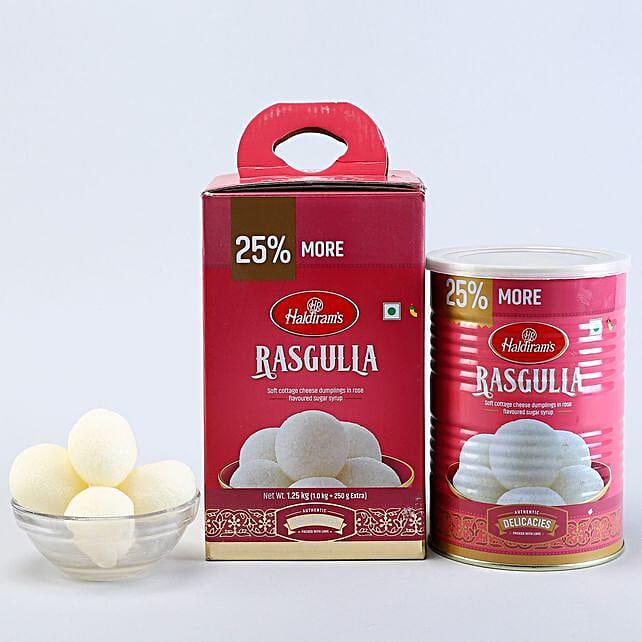 Mopleez Rasgulla 1 Kg For Diwali