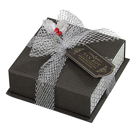 Van Roy Assorted Dessert Truffles Gift Box:Send Christmas Gifts to UK