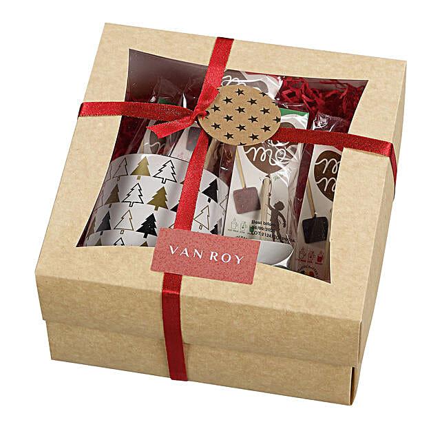 Van Roy Hot Chocolate Gift Box