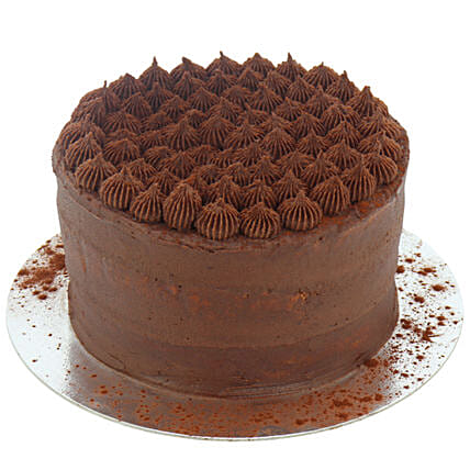 Vegan Delight Chocolate Cake:Order  Cakes to UK