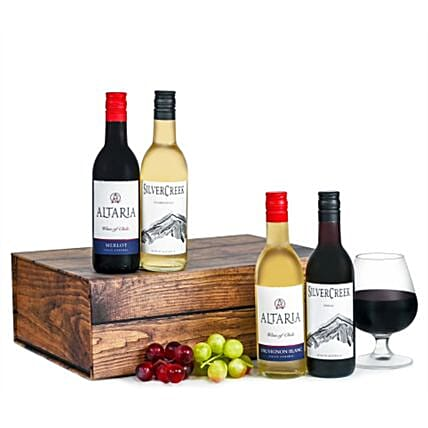 Wine Gift Set:Send Christmas Gifts to UK