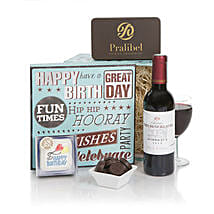 Send gifts to uk online same day gift delivery in uk ferns n petals birthday gift box hamper for him negle Gallery