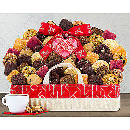 Bakery Delights Gift Basket