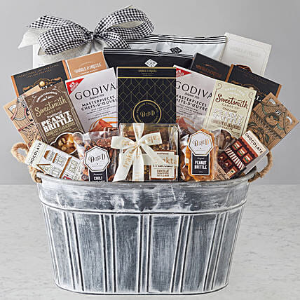 Balmoral Gourmet Food Basket