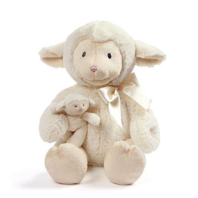 Bedtime Nursery Lamb 10 Inches