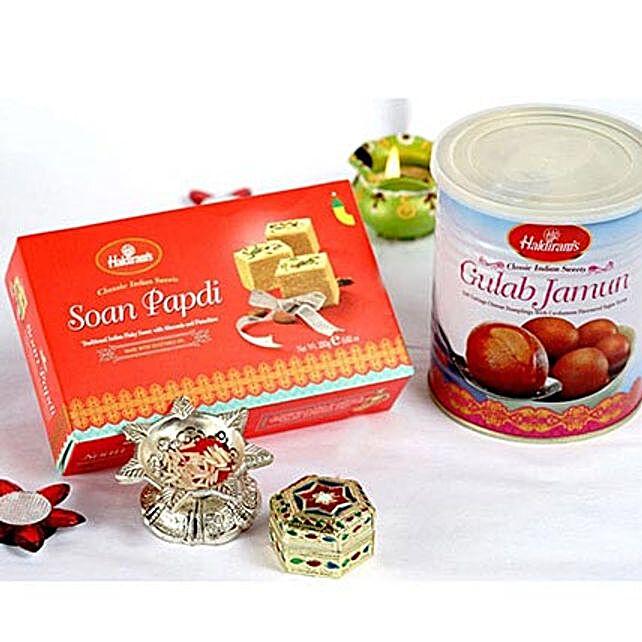 Bhai Dooj Assorted Sweets